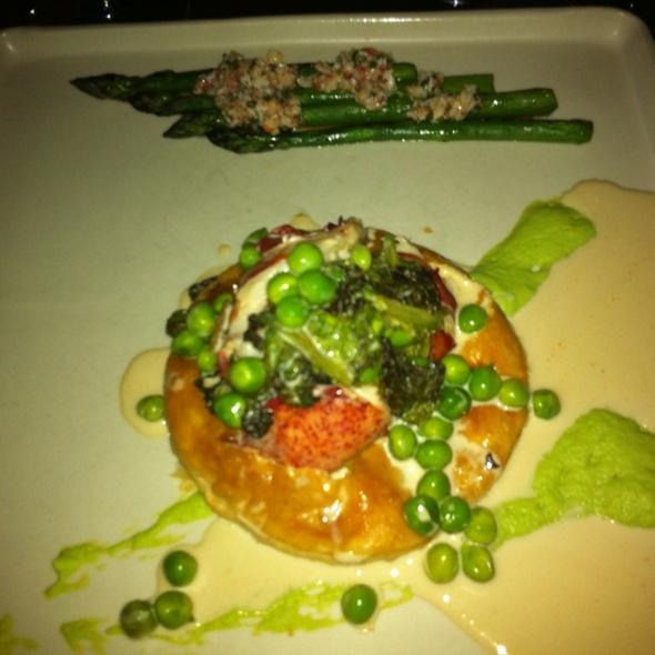 Lobster Pot Pie @ Michael Mina