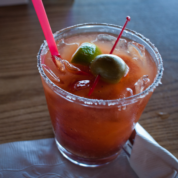 Bloody Mary @ Nantucket Restaurant