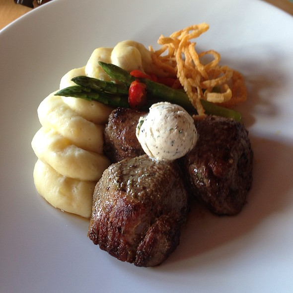 Bistro Steak Medallions