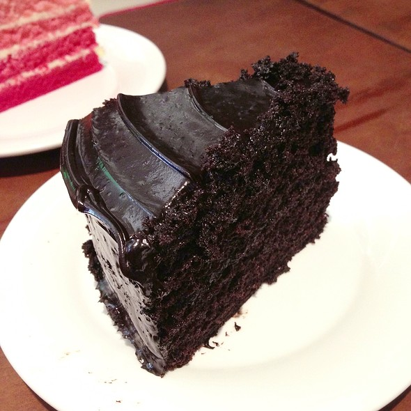 Chocolate Cake @ Whisk, Outpost