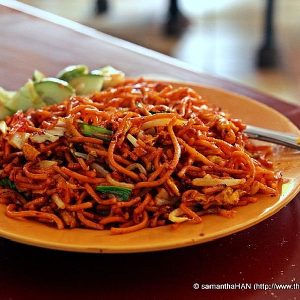 Indian Mee Goreng @ Albert Complex Food Centre