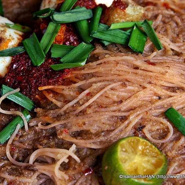Indian Mee Siam @ Albert Complex Food Centre