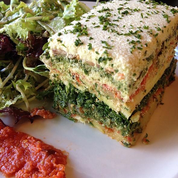 Living Lasagna @ Greens & Vines