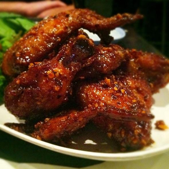 Ike's Vietnamese Fish Sauce Wings @ Pok Pok Restaurant