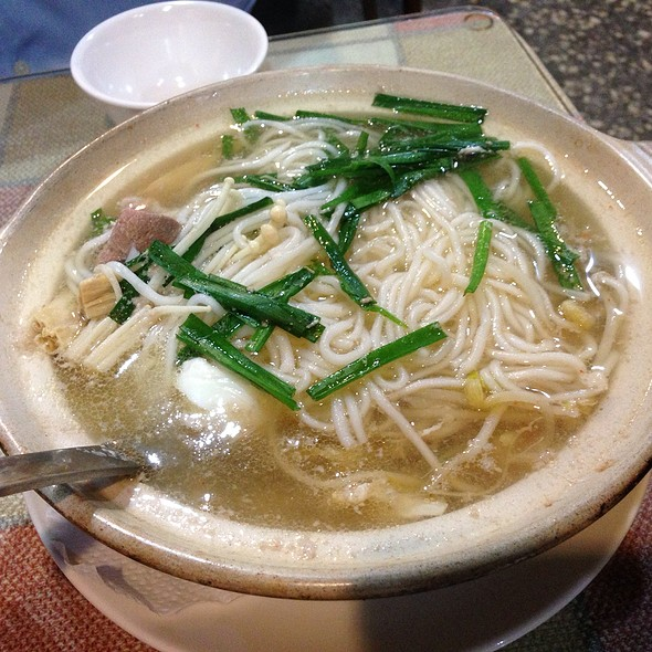 Over The Bridge Rice Noodle Broth @ 滇味廚房