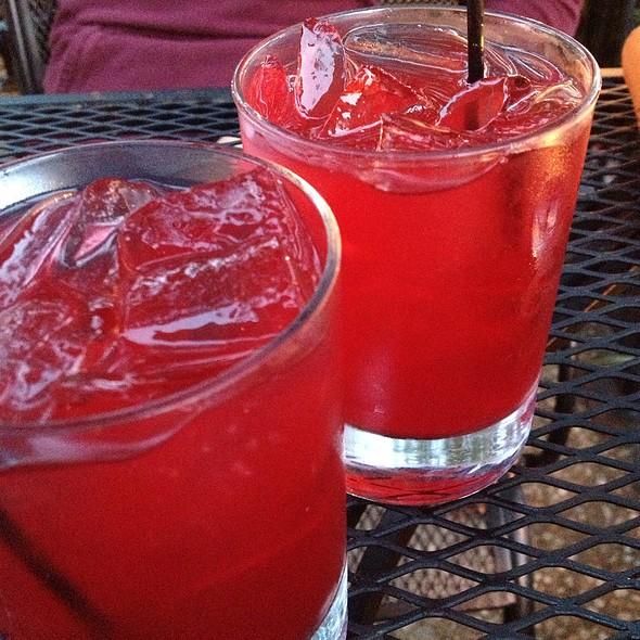Cranberry & Vodka