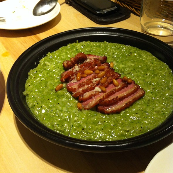 Smoked Duck Risotto @ 曉確幸Lighthouse