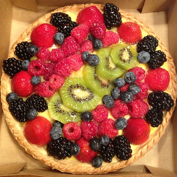 Best Fruit Tart In Chicago IL USA - Foodspotting