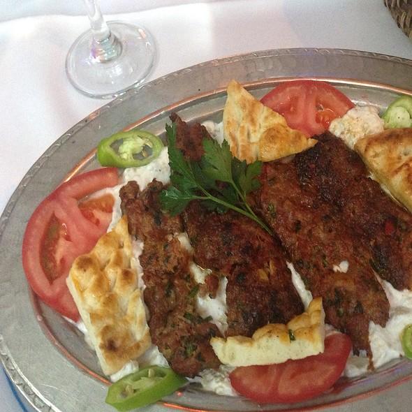 Ali Nazik Kebabi @ Sultanahmet Buhara Kebab House