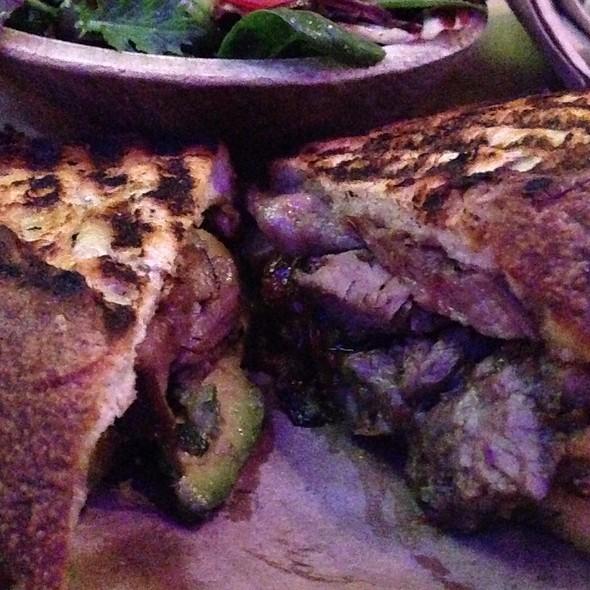 Steak Florentine Sandwich @ The  Grove - Yerba Buena