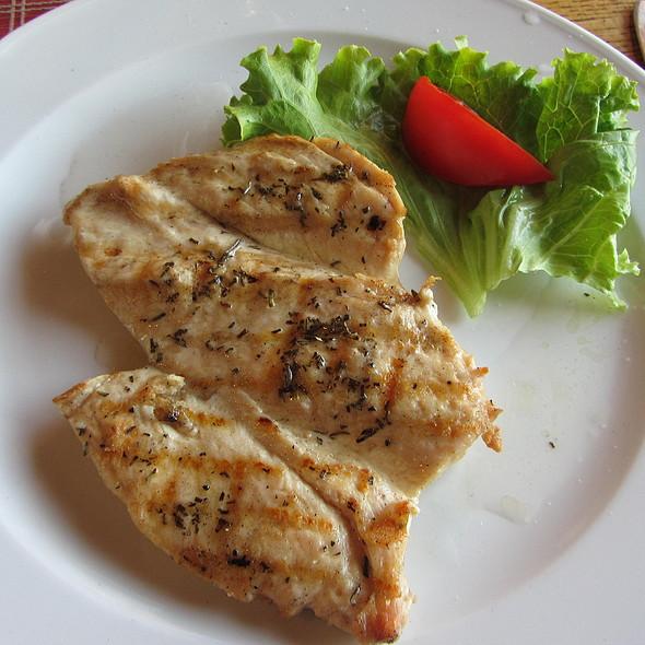 Chicken Steak With Rosemary @ Konoba Kopačina