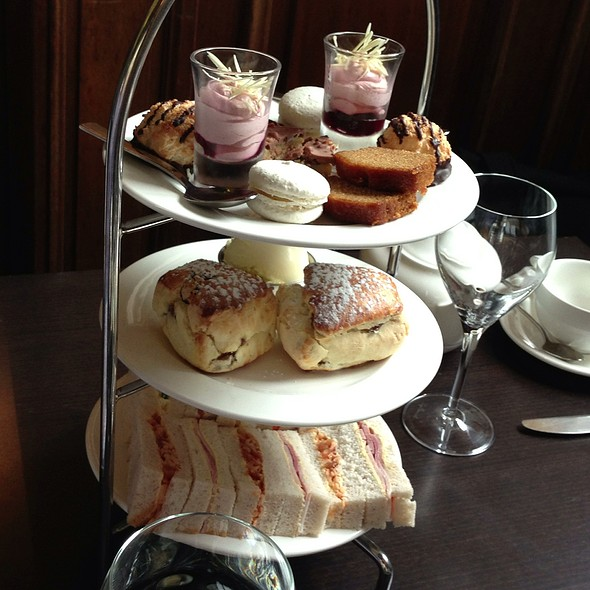 Gluten Free High Tea @ North Bridge
