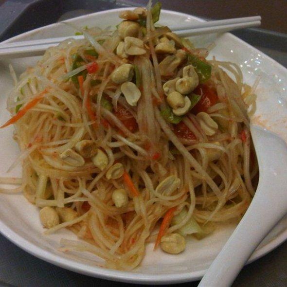 Mango Salad @ City Super