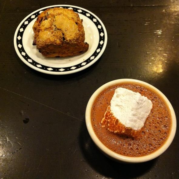 Homemade Marshmalow Hot Chocolate @ City Bakery