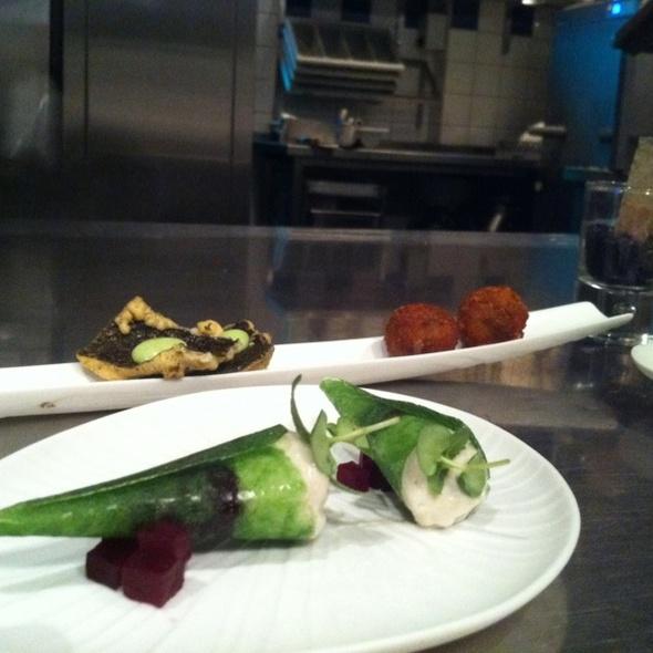 Amuses @ Restaurant Basiliek B.V.