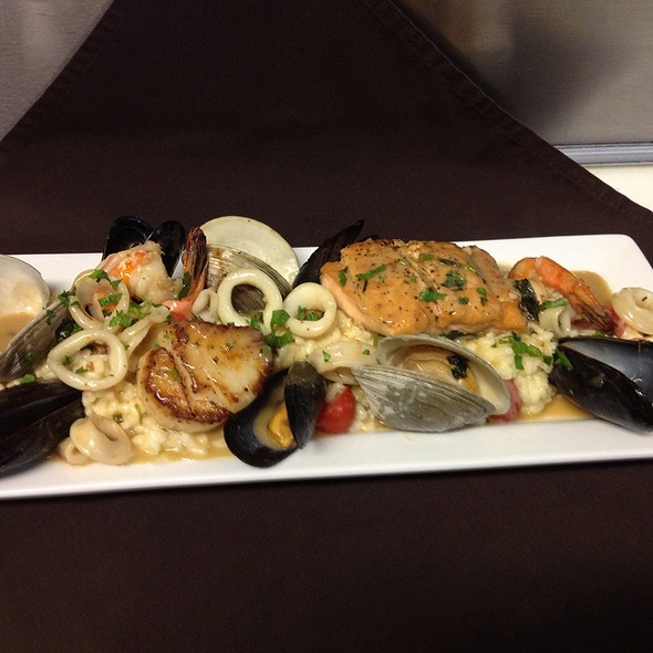 Seafood Pescatore @ Monticello At Red Bank