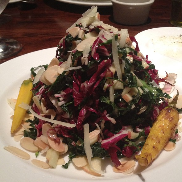 Kale Salad - North Square, New York, NY