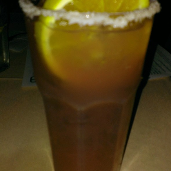pomegranate margarita - Sierra Bonita Grill, Phoenix, AZ