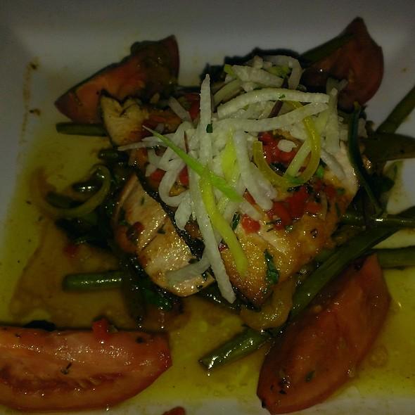 Pan-seared trout - Sierra Bonita Grill, Phoenix, AZ