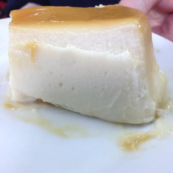 Tarta de queso @ Los Piratas Del Sablon
