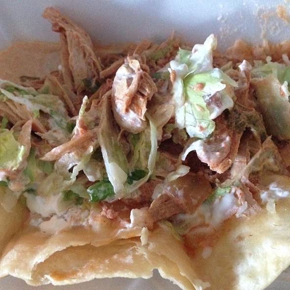 Taco Salad @ Los Aztecas Mexican Restaurant