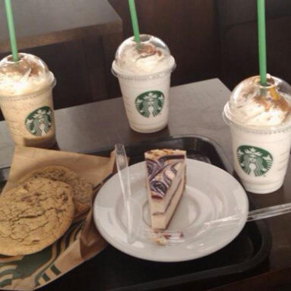 Frappuccino @ Starbucks Coffee