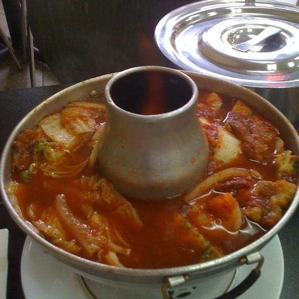 Kaeng Som Char Om Kai Tod! @ Lers Ros Thai Noodles