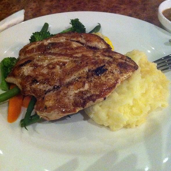 Grilled Chicken Breast @ Canley Heights Hotel Bistro