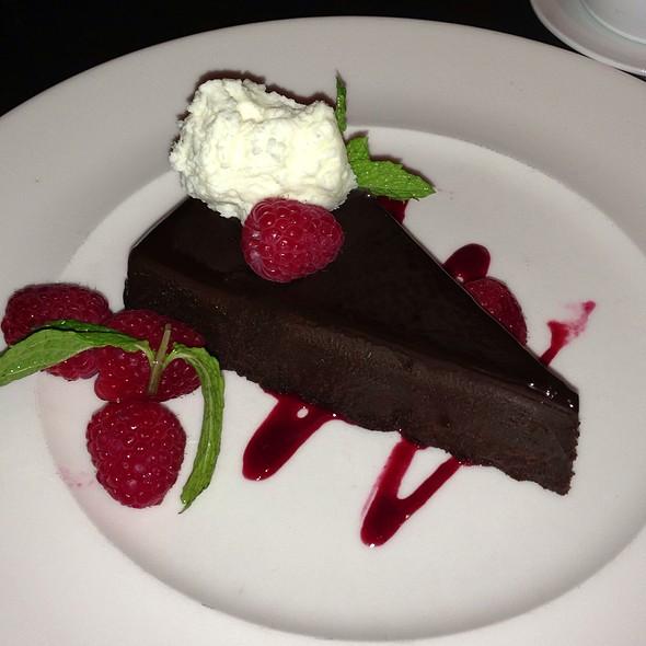 flourless chocolate cake - Zocca, San Antonio, TX