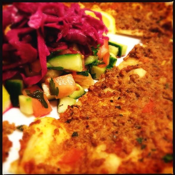 Lahmajun @ Anatolia's Gate Restaurant
