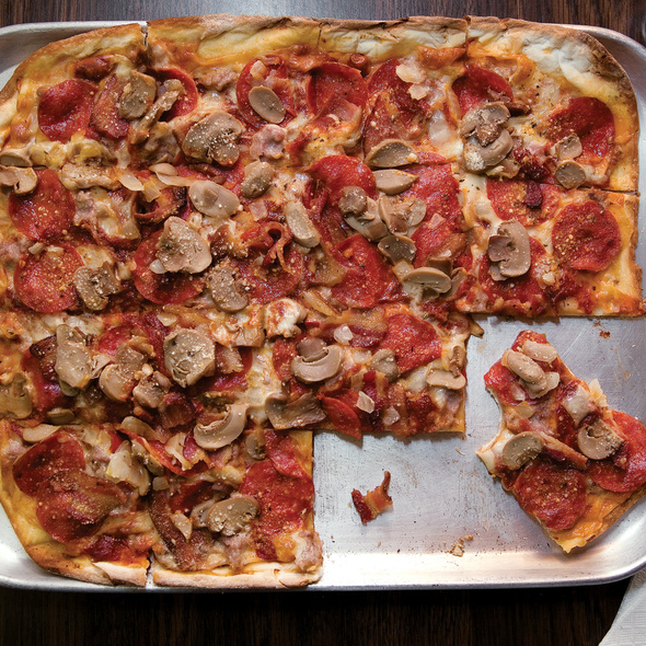 Faraci's Special @ Faraci Pizza