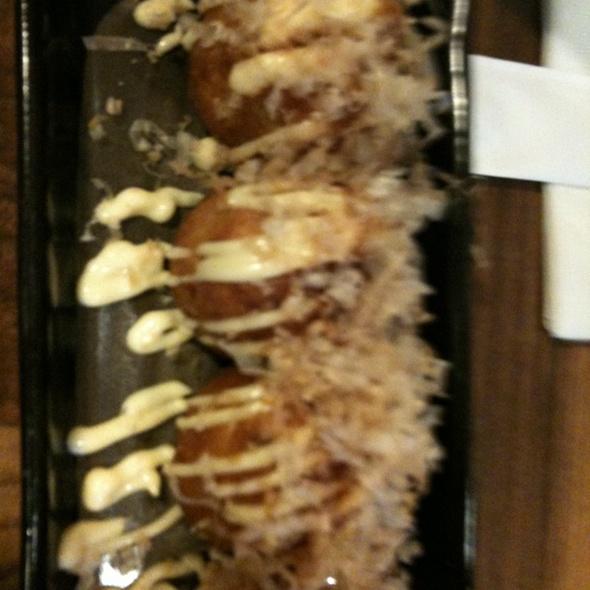 Takoyaki @ Izakaya Mai