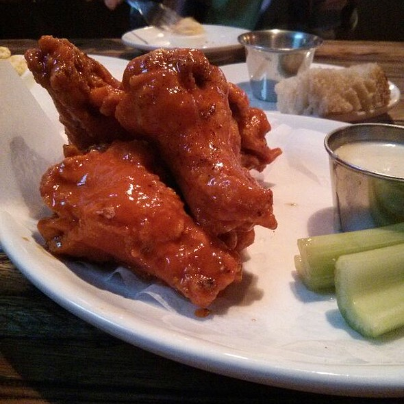 Buffalo Wings - The Empire Lounge and Restaurant, Louisville, CO
