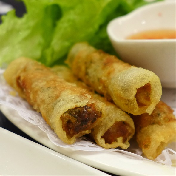 Cha Gio Hanoi - Hanoi Springrolls @ Hua Yue Lou