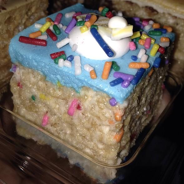 Birthday Cake Treat @ Treat House