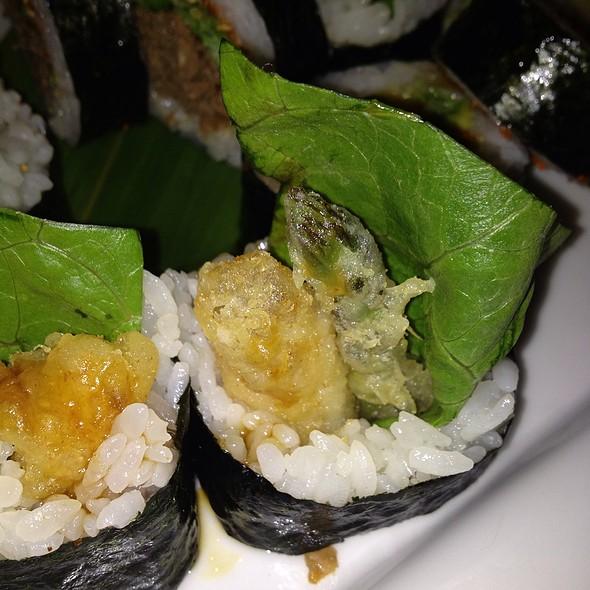 Lobster Tempura Roll - Izakaya Den, Denver, CO