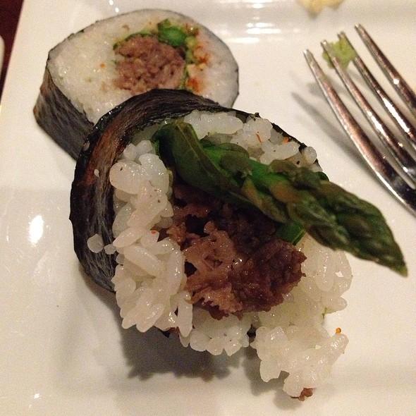 Kobe Beef Roll - Izakaya Den, Denver, CO