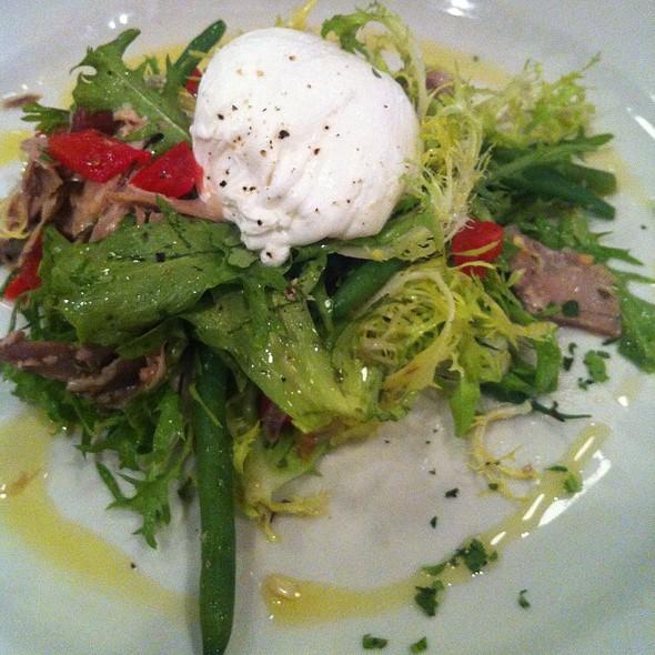Duck Confit Salad @ Sardine