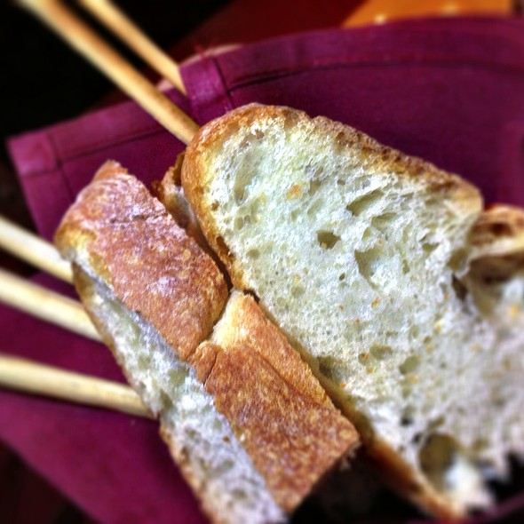 Bread and Breadsticks - Firefly Grill & Wine Bar, Encinitas, CA