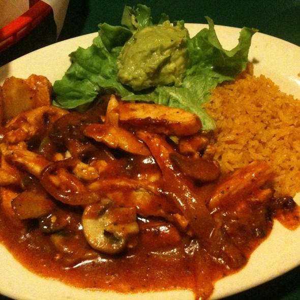 Ortega (chicken) @ Carmona's