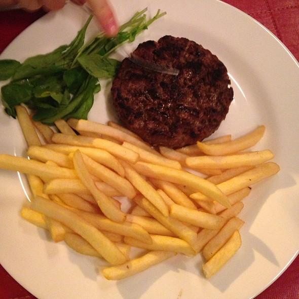 Steakburger @ Galeto's Alameda Santos