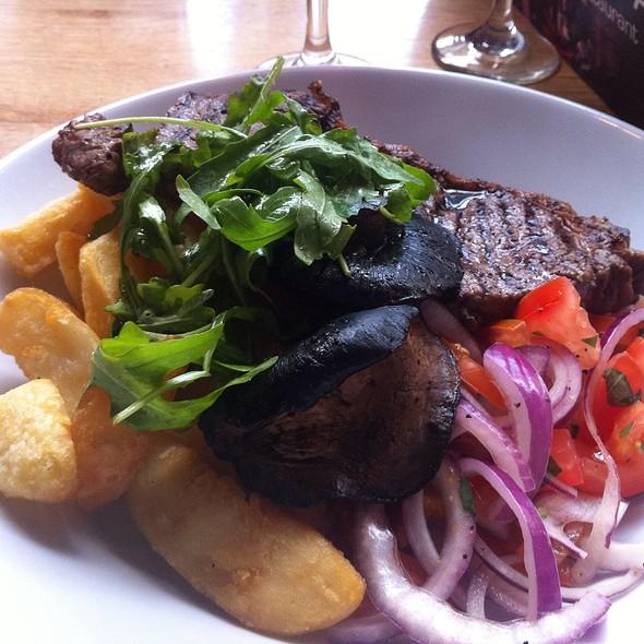Best wood chips steak : Foodspotting