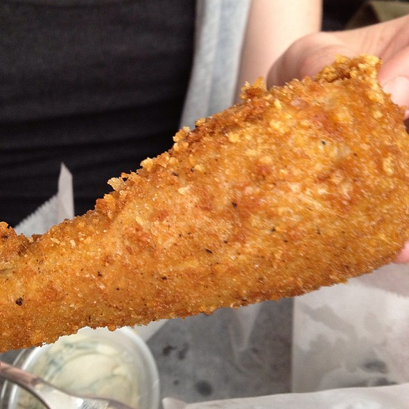 Southern Fried Drumstick @ Foodswings