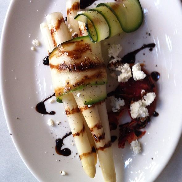 Summer Vegetable Plate - Muse Restaurant, Charleston, SC