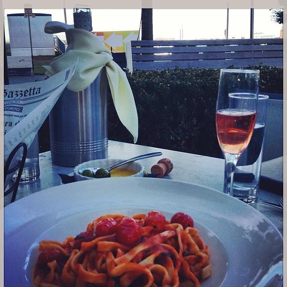Pappardelle With Fra Diavlo Sauce - Strega Waterfront, Boston, MA