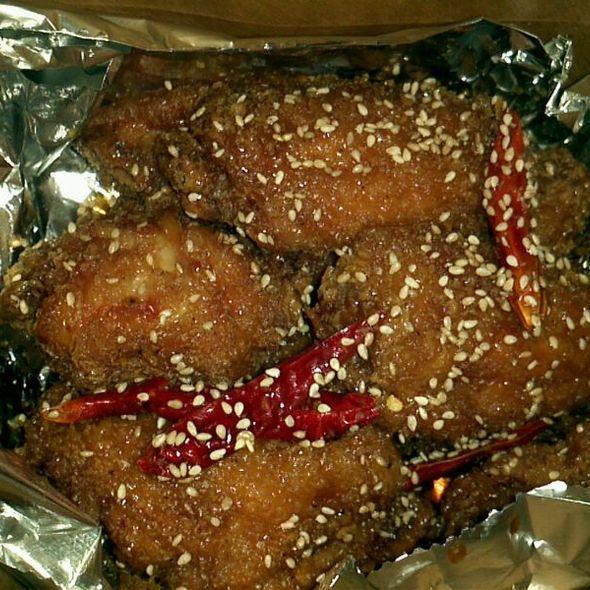 Chicken Wings @ KukJe Market
