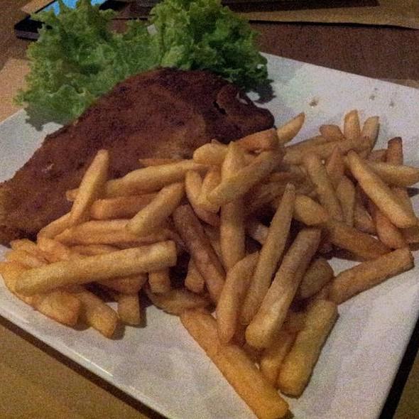 Fish and Chips @ Mammy Coffeeburgers