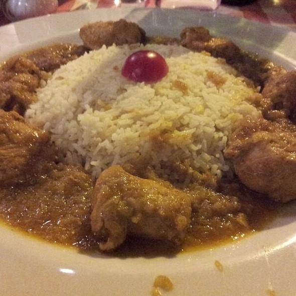 Pollo Al Curry Con Basmati @ Ristorante Alzaia 26