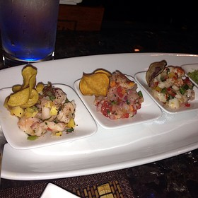 Trio Of Ceviches