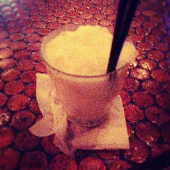 Absinthe Suissesse Cocktail @ Kingfish